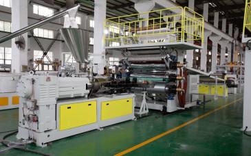 PVC 片材生产线