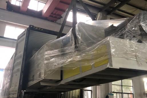 挤出板材生产线